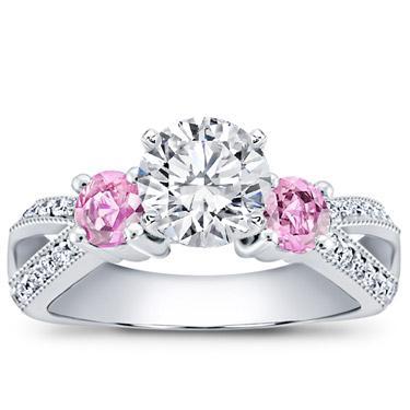 unique engagement ring settings Archives Adiamor Blog