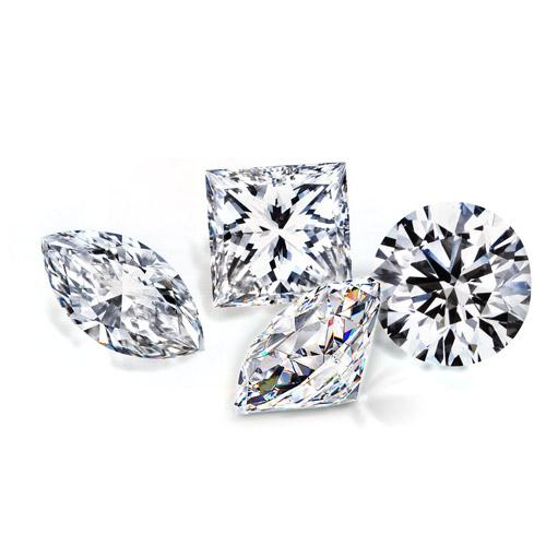 Loose Adiamor Diamonds