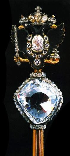 The White Orlov Diamond