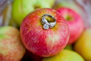 Bobbing For Apples Halloween Proposal Idea