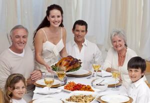 Thanksgiving Family Dinner Proposal Idea