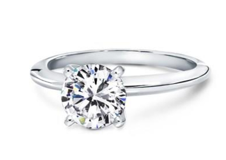 How Pure Are White Gold Engagement Ring Settings