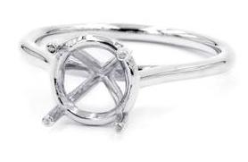 custom engagement ring shopping