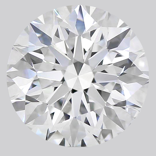 1 75 Carat J If Round Brilliant Diamond Gia Certified